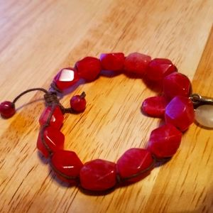 Handmade Quartz Bracelet